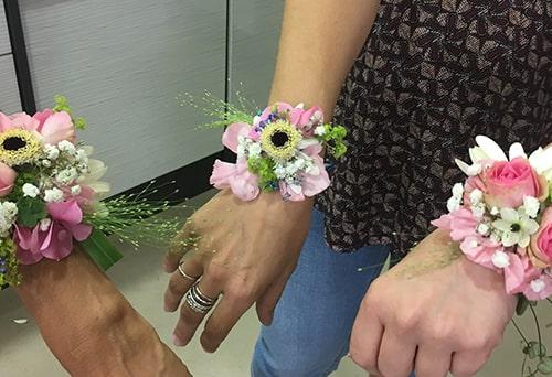 Atelier cours d'art floral